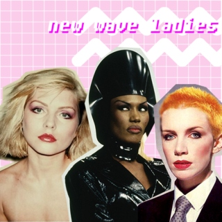 new wave ladies