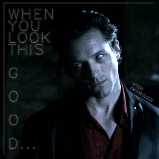 When you look this good - Peter Hale