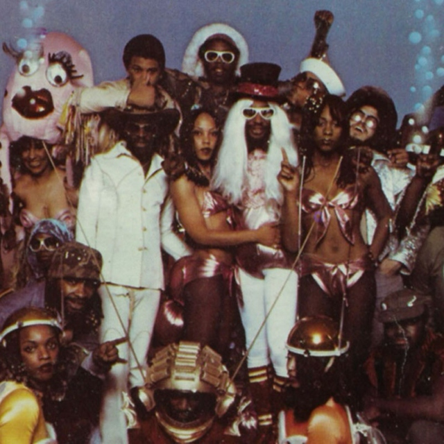 Cut And Paste: P-Funk/George Clinton
