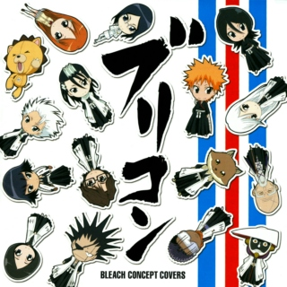 BuriCon - Bleach Concept Covers (ブリコン~BLEACH CONCEPT COVERS~)