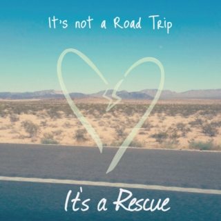 It's Not A Road Trip {It's A Rescue}