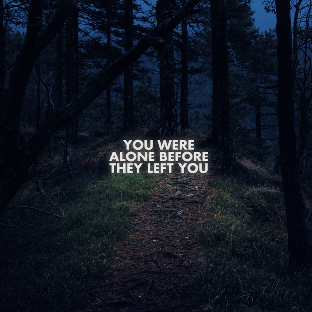 don't think about the choices that you made