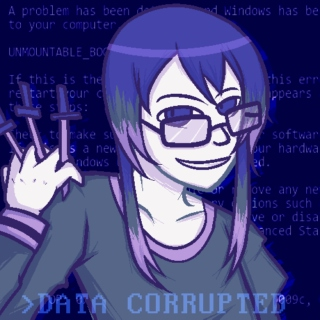 Data Corrupted