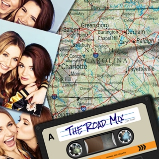Karma and Amy's Road Mix