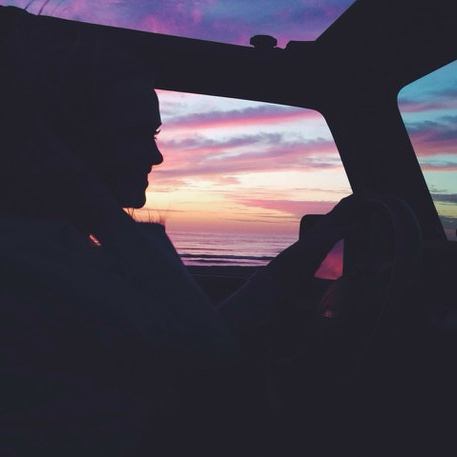 drive to your happy place