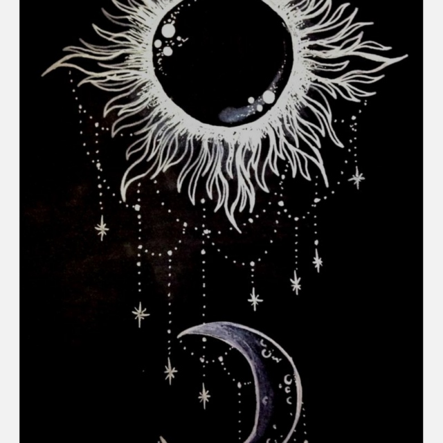 Drink Until the Moon Becomes the Sun