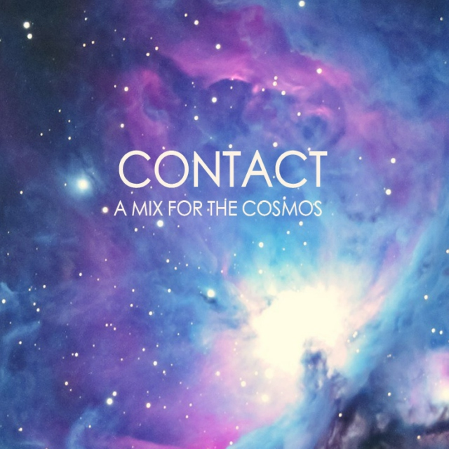 Contact: A mix for the Cosmos
