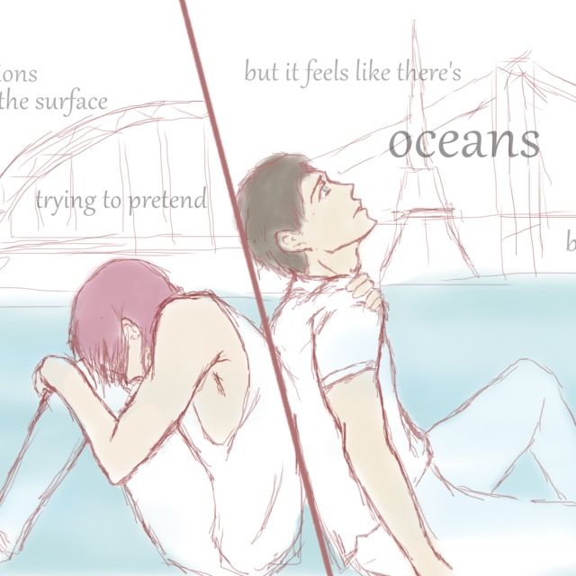 SouRin - Oceans (The Distance Between Us)