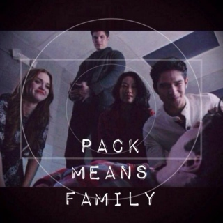 Pack Means Family