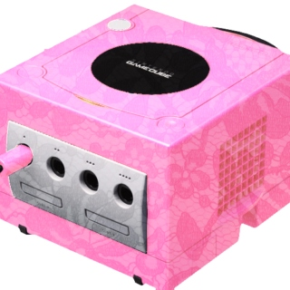 Wavebird ♥ A Gamecube mix