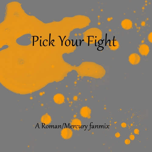 Pick Your Fight