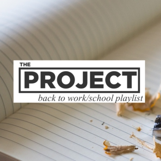 THE PROJECT || BACK TO WORK // SCHOOL