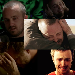 Current Mood: Jesse Pinkman Crying