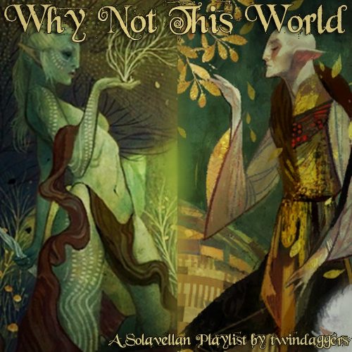 Why Not This World