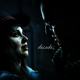 decode | ashley+chris
