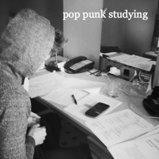 pop punk studying
