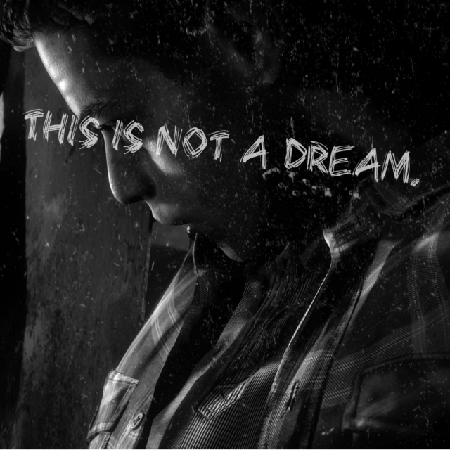 this is not a dream.