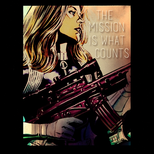 The Mission is What Counts