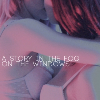 a story in the fog in the windows