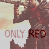 only red