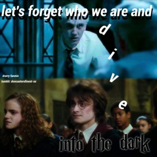 lets forget who we are [ drarry fan mix ]