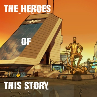 The Heroes of this Story