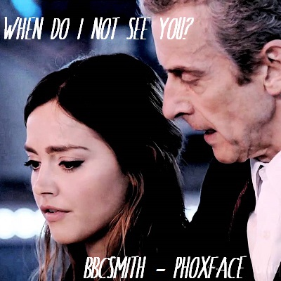 "» ""When do I not see you?"" « Whouffaldi"