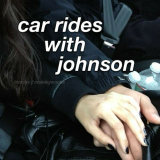 car rides with johnson