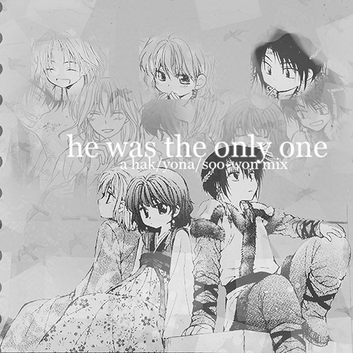 he was the only one