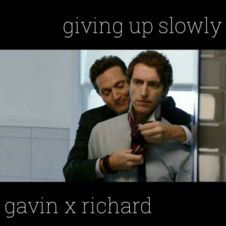 Giving Up Slowly