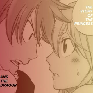 The Story of The Princess and The Dragon