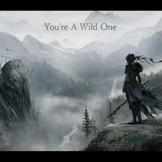 You're A Wild One