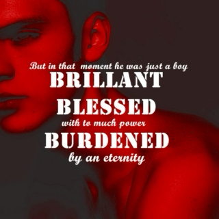 Brilliant, Blessed & Burdened