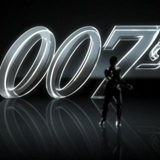 My name is Bond...James Bond