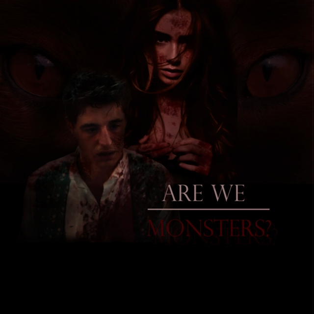 Are We Monsters?
