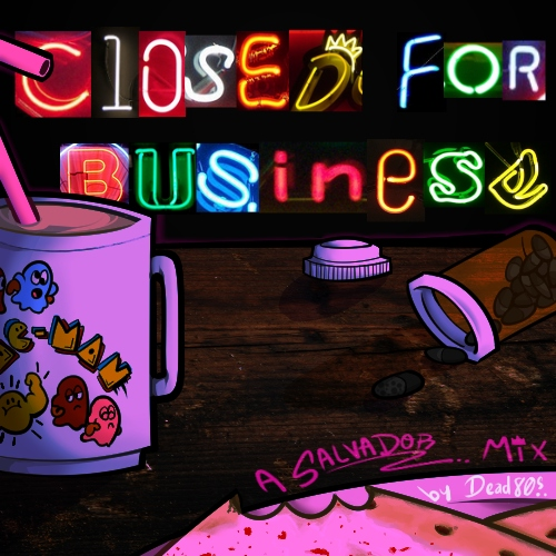 |·CLOSED FOR BUSINESS·|