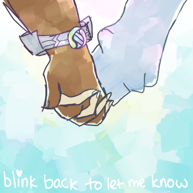 Blink Back To Let Me Know