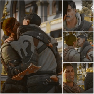 i want to follow (dorian/inquisitor)