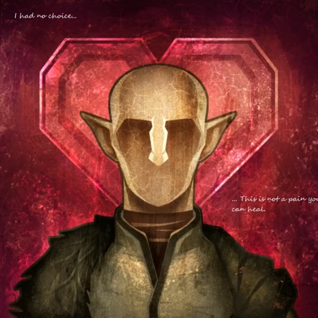 Solace for Solas.