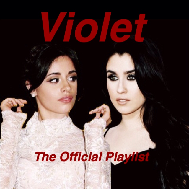 Violet//The Official Playlist