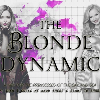 The Blonde Dynamic