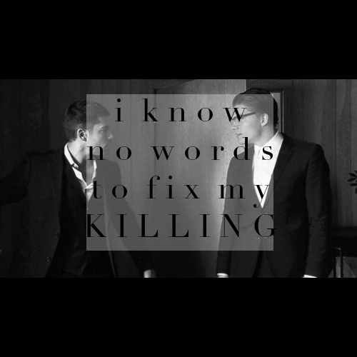 I Know No Words To Fix My Killing - A Gecko Brother Fanmix