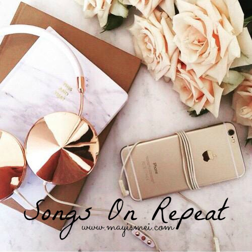 Songs on Repeat | September 2015