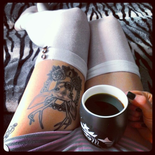 Another Sunday cup of coffee...
