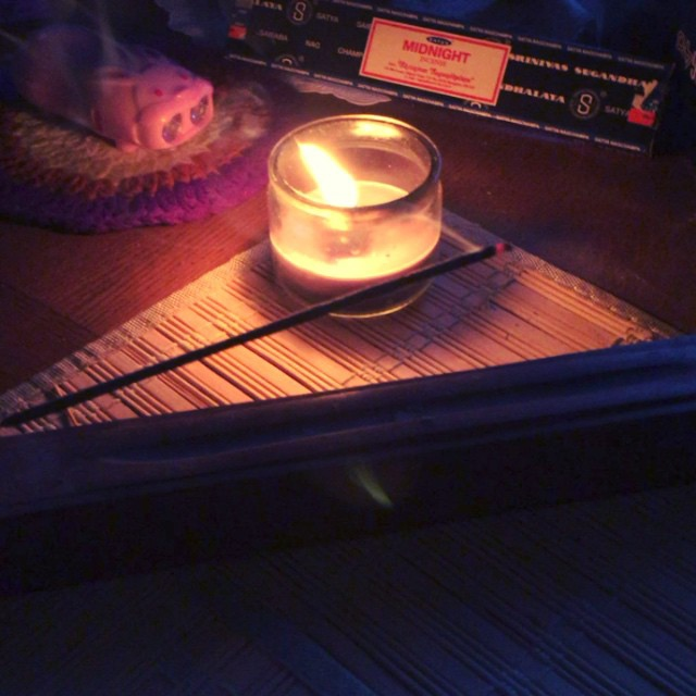 Candles and Incense Sanctuary