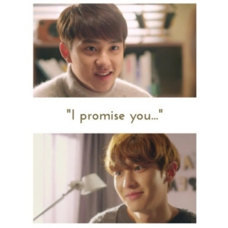 """I promise you..."""