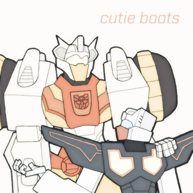 cutie boots