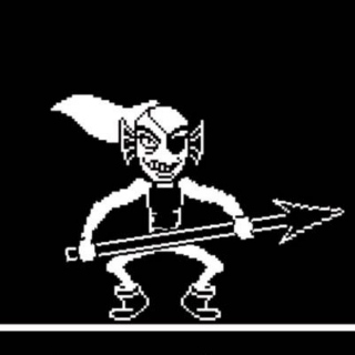 undyne's workout