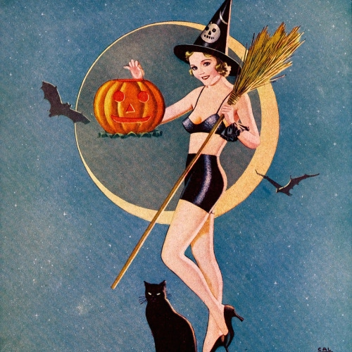 One For The Witches!