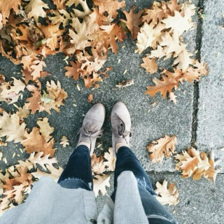 Autumn In A Playlist
